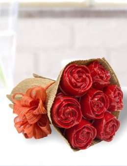 Kırmızı Gül Buketi  çiçek gönder