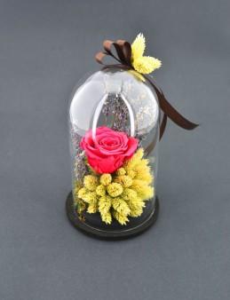 Birtek Sen Solmayan Gül  çiçek gönder
