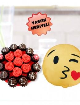 Çikolata Tadında  çiçek gönder
