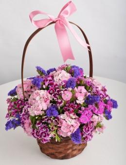 Bir Sepet Bahar  çiçek gönder