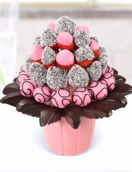 Pink Lovers  çiçek gönder