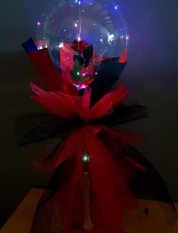 Özel Tasarım Flowers Ballon (Yapay) Aranjmanlar çiçek gönder