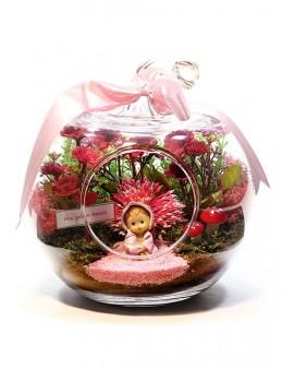 Hoşgeldin Bebek (Erkek)  çiçek gönder