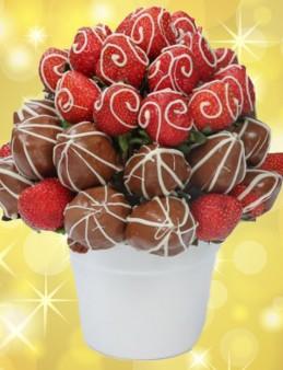 Tazecik Meyve Sepeti Meyve Sepeti ve Çikolatalar çiçek gönder