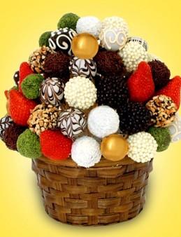 Mix Meyve Sepeti  çiçek gönder