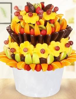 Elegant Fruit Meyve Sepeti  çiçek gönder