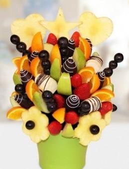 Rainbow Meyve Sepeti  çiçek gönder