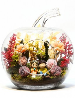 Sevgilim Teraryum Bahçesi  çiçek gönder
