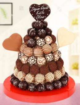 Chocolate Tree Doğum Günü Hediyesi  çiçek gönder