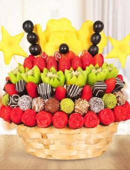 Mix Fruit Meyve Sepeti  çiçek gönder