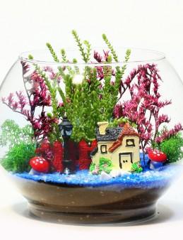 Özel Tasarım Yaz Bahçesi  çiçek gönder