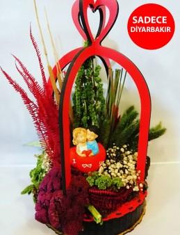 Aşk Bahçemiz Aranjmanlar çiçek gönder