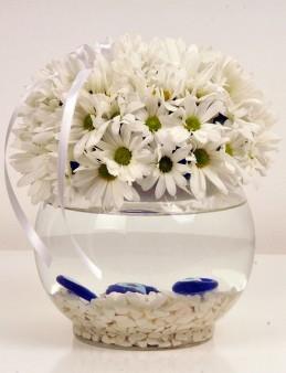 Nazar Boncuğum Aranjmanı Aranjmanlar çiçek gönder