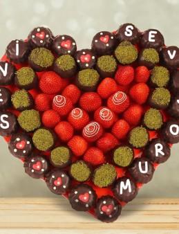 My Heart Meyve Sepeti  çiçek gönder