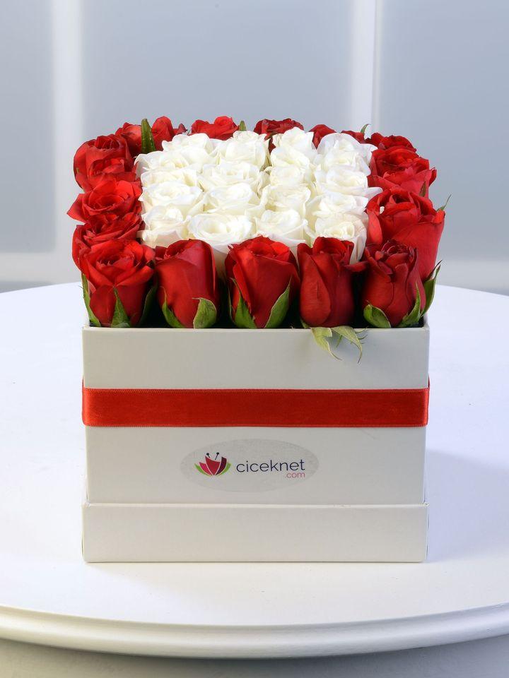 Kalbimin Tek Sahibi Gül Arajmanı  çiçek gönder