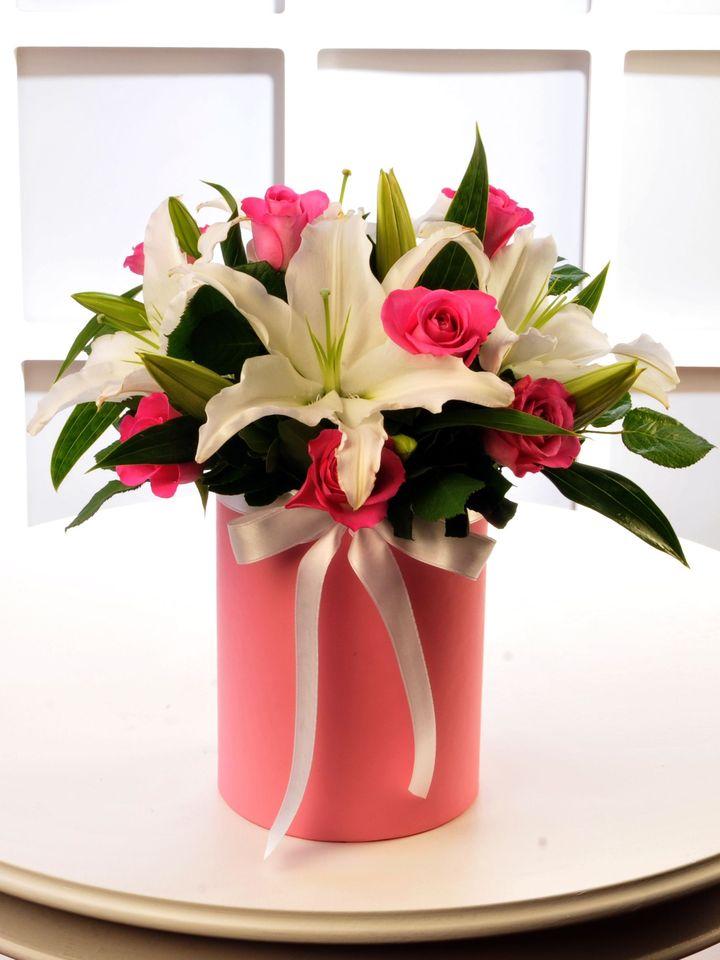 Pembenin Efsanesi Kutuda Aranjmanlar çiçek gönder