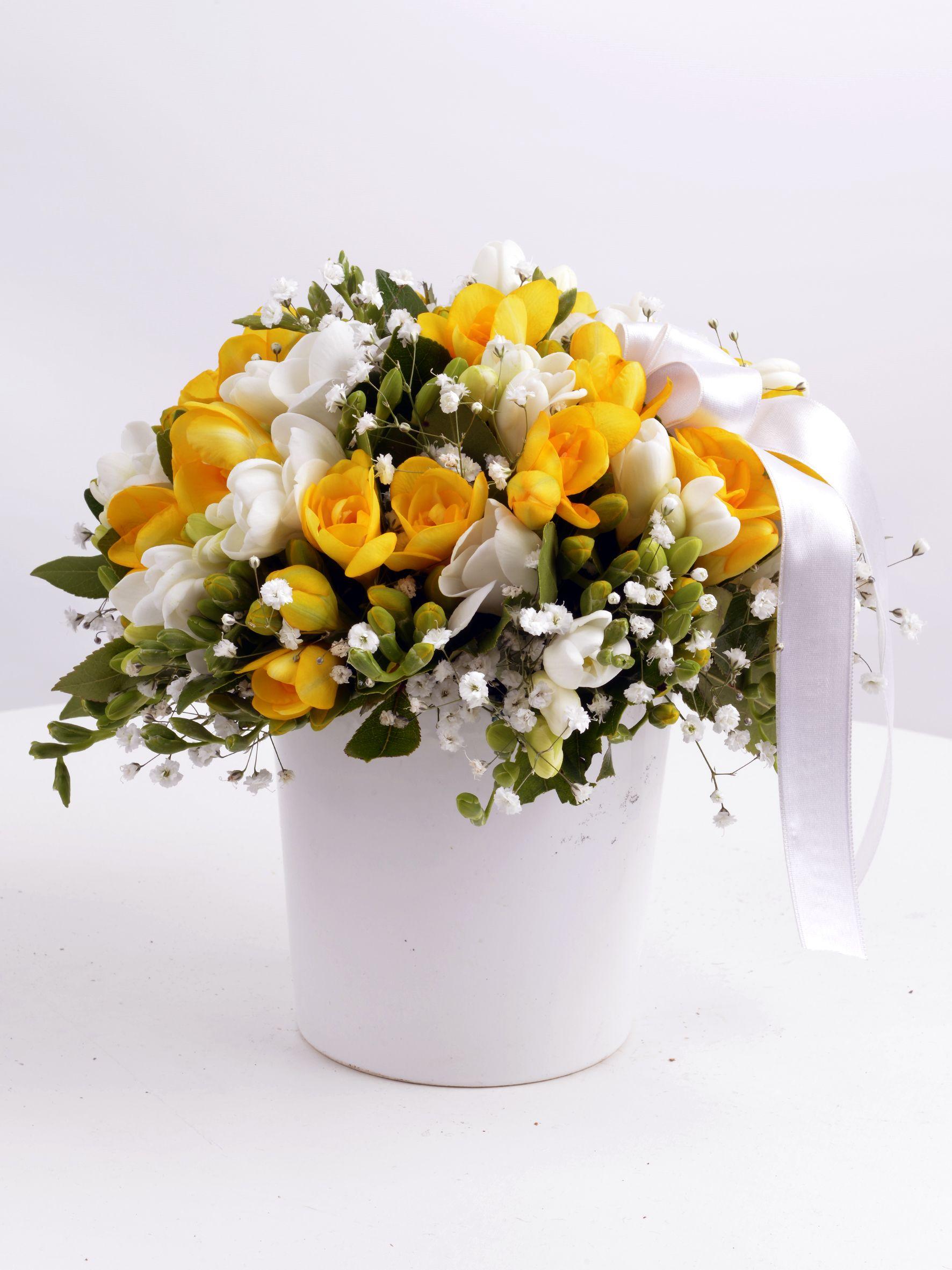 En Canlı Renkler  çiçek gönder