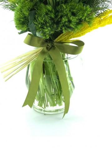 Sarı  Lale Aranjmanı Aranjmanlar çiçek gönder