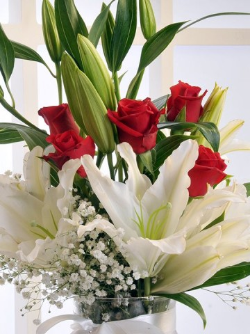 Sevgi Bahçesi Aranjmanlar çiçek gönder