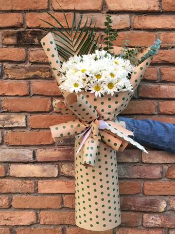 Papatyam Benim Buketler çiçek gönder