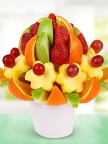 Vitamin Deposu Meyve Sepeti Meyve Sepeti ve Çikolatalar çiçek gönder