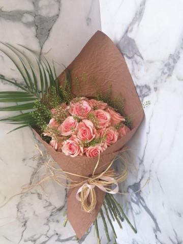 Chocolate Rosa  Buketler çiçek gönder