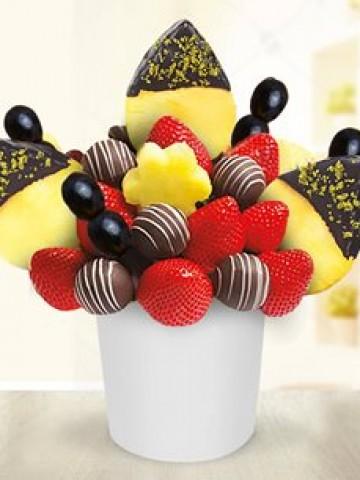 Angel Meyve Sepeti Meyve Sepeti ve Çikolatalar çiçek gönder