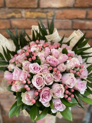 40 Ekvator Gül Buketi  Buketler çiçek gönder