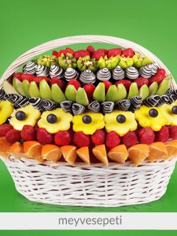 Vip King Meyve Sepeti Meyve Sepeti ve Çikolatalar çiçek gönder
