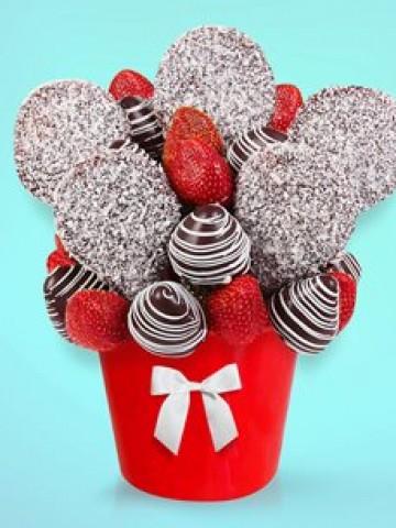 Damla Rüya Meyve Sepeti Meyve Sepeti ve Çikolatalar çiçek gönder