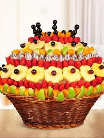 Big Fruit Meyve Sepeti Meyve Sepeti ve Çikolatalar çiçek gönder