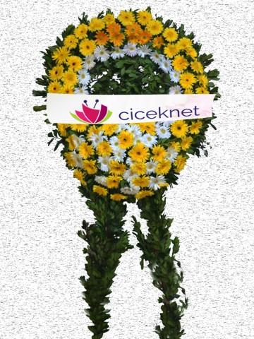 Acınızı Paylaşıyoruz Cenaze Çelengi Cenaze Çelenkleri çiçek gönder