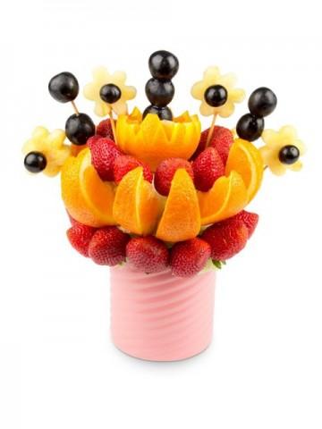 Fresh Berry Meyve Sepeti ve Çikolatalar çiçek gönder