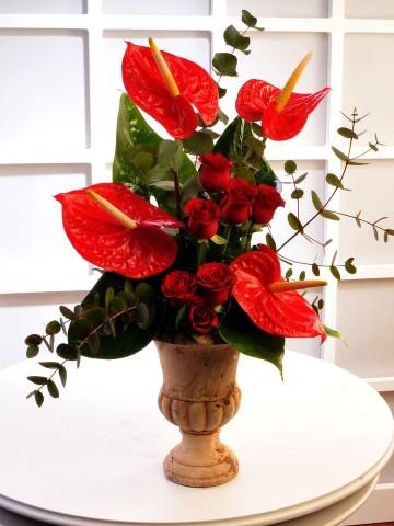 Aşkın Adı Aranjmanlar çiçek gönder
