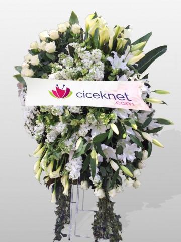 Ferforjenin İhtişamı Ferforje çiçek gönder