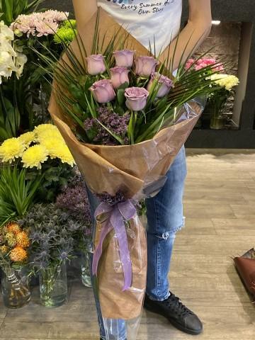 Büyülü Güller Buketi Buketler çiçek gönder