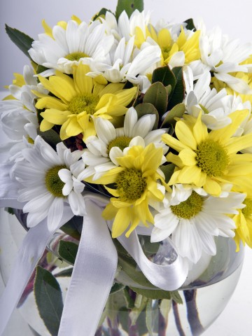 Güneş Doğuyor Kır Çiçeği Arajmanı Aranjmanlar çiçek gönder