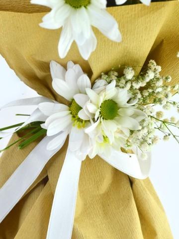 Kucak Dolusu Papatyalar Buketler çiçek gönder