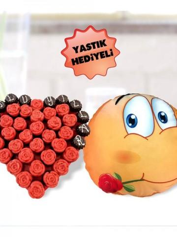 Tatlı Anlar Meyve Sepeti ve Çikolatalar çiçek gönder