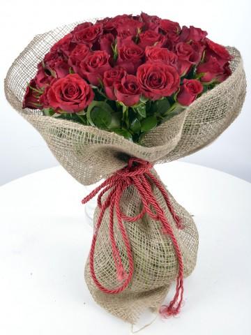 Asil Aşk 101Adet Kırmızı Gül Buketi Buketler çiçek gönder