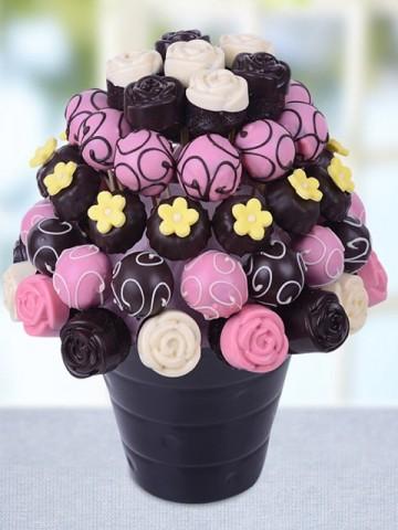 Süper Şov Meyve Sepeti ve Çikolatalar çiçek gönder