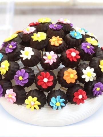 Rainbow Vip Meyve Sepeti ve Çikolatalar çiçek gönder