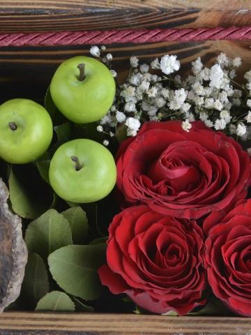 Gül Bahçesi Terarium çiçek gönder