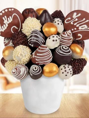 Chocolate Dream Meyve Sepeti Meyve Sepeti ve Çikolatalar çiçek gönder