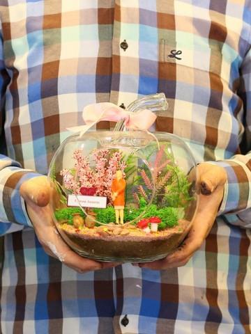 Canım Annem Teraryum Terarium çiçek gönder
