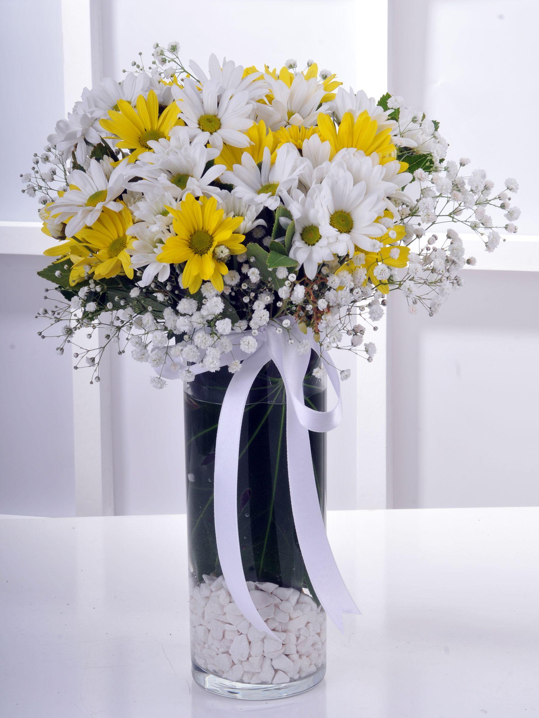 Baharın Kır Güzelliği Aranjmanlar çiçek gönder