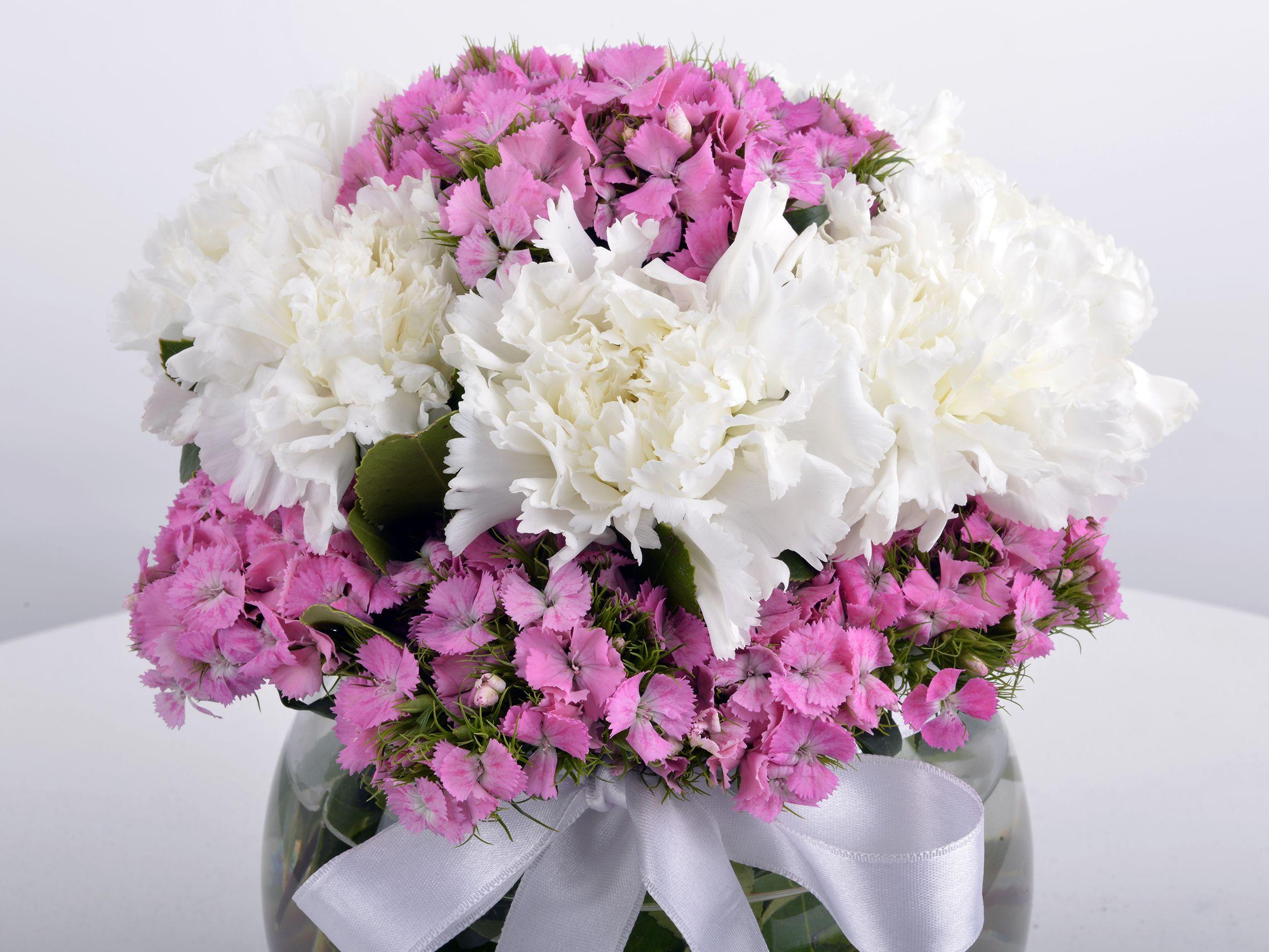 Sevgi Küresi Aranjmanı Aranjmanlar çiçek gönder